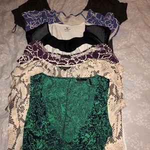Women's dress work Tops Sz Medium